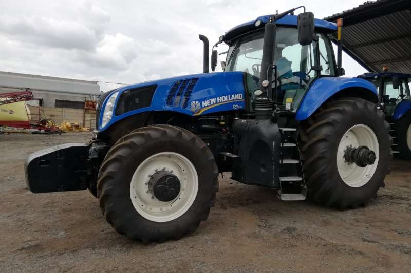 New Holland Four wheel drive tractors New Holland T8 410 Tractors