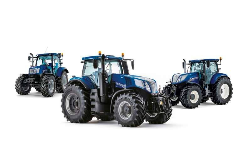 New Holland Tractors Four Wheel Drive Tractors Prime Less 9% 2019
