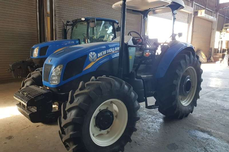 New Holland NEW HOLLAND TD5 110 ROPS Tractors