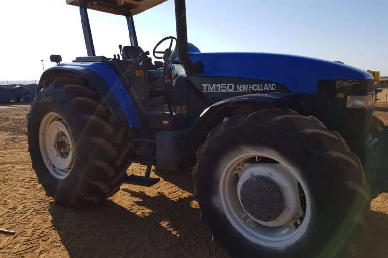 2004 New Holland New Holland TM 150 Tractors for sale in Mpumalanga