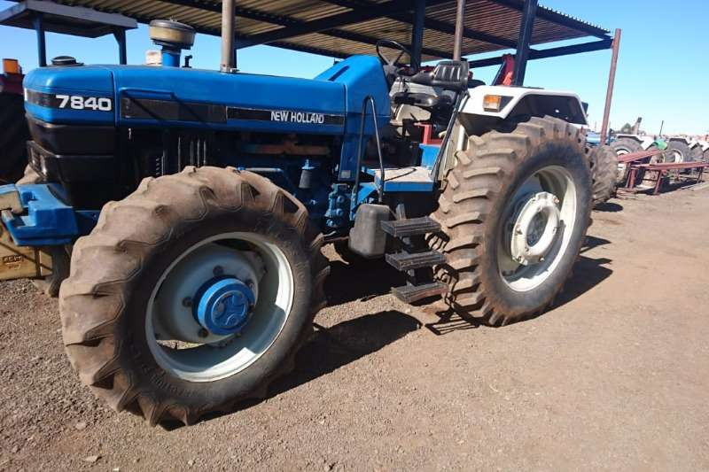 New Holland Other tractors New Holland 7840 Tractors
