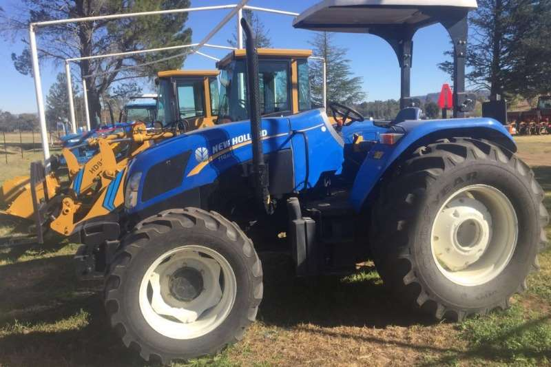 New Holland Tractors Other Tractors TT 4.80 2017