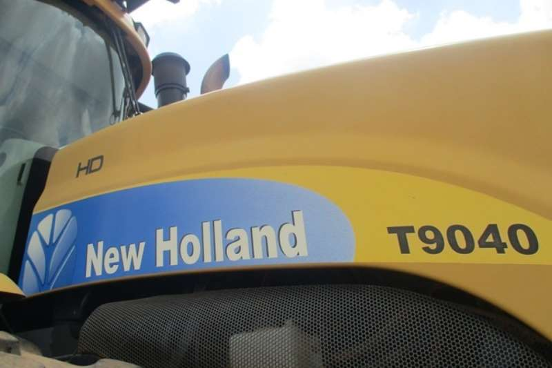 New Holland Speciality tractors New Holland T9040 Hauler Tractor Tractors