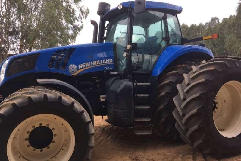 New Holland T8.390 Tractor Tractors