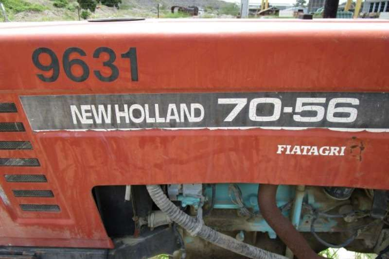 New Holland Utility tractors New Holland / Fiat   Agri 70   56 Tractor Tractors