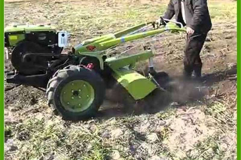 Two Wheel  Walk behind tractor OIL