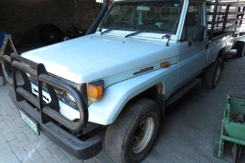 1995 Toyota Land Cruiser 4.2 Diesel Other