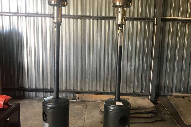 Other 2 X GAS HEATERS (PER PIECE TO TAKE THE LOT - BID P