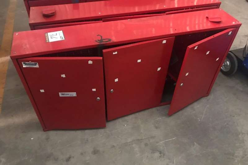 Other 2 X WALL MOUNTED TOOLBOXES (PER PIECE TO TAKE THE