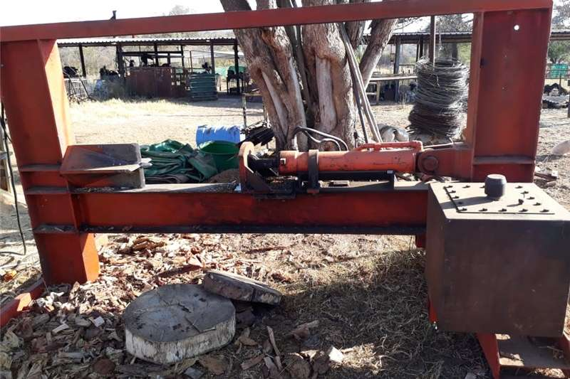 20 ton woodlock splitter Other