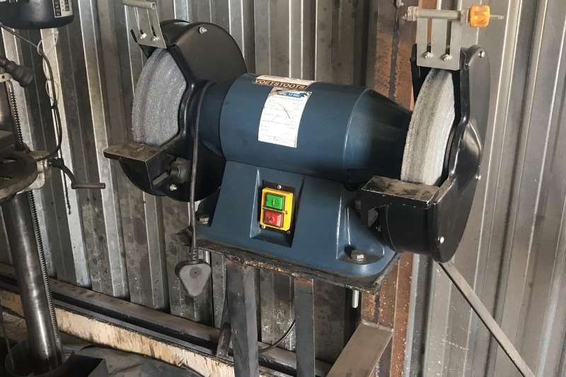 Other 250 MM BENCH GRINDER & STAND