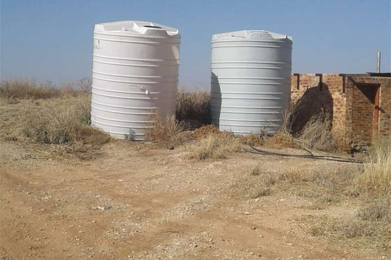 2x10 000Lt water Tanks Other