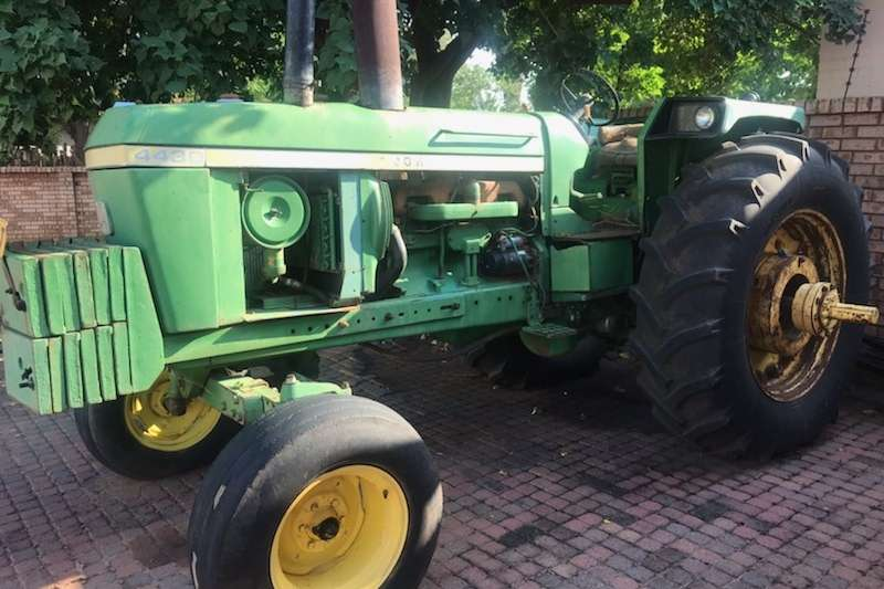 Other 4430 John Deere Trekker 135hp powersteering