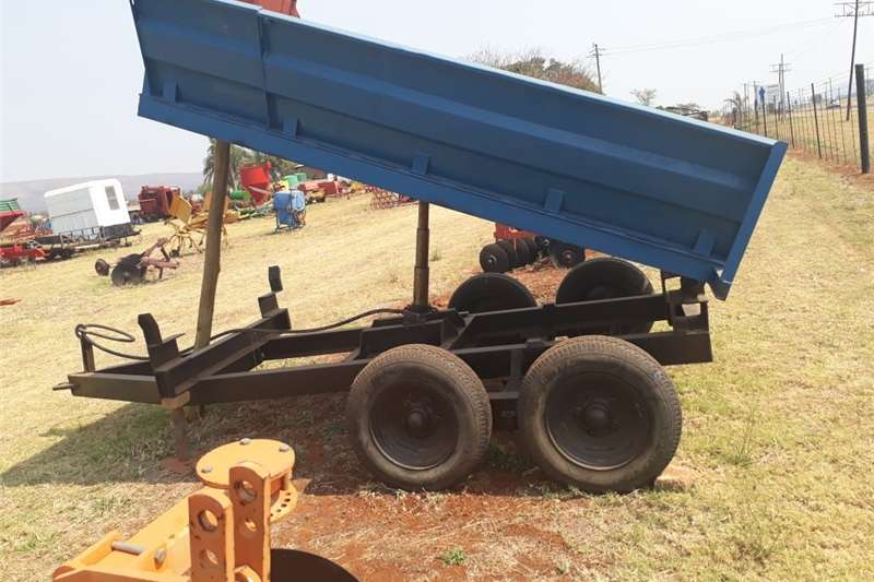 Other 5 Ton Tipper Sleepwa dubbel as