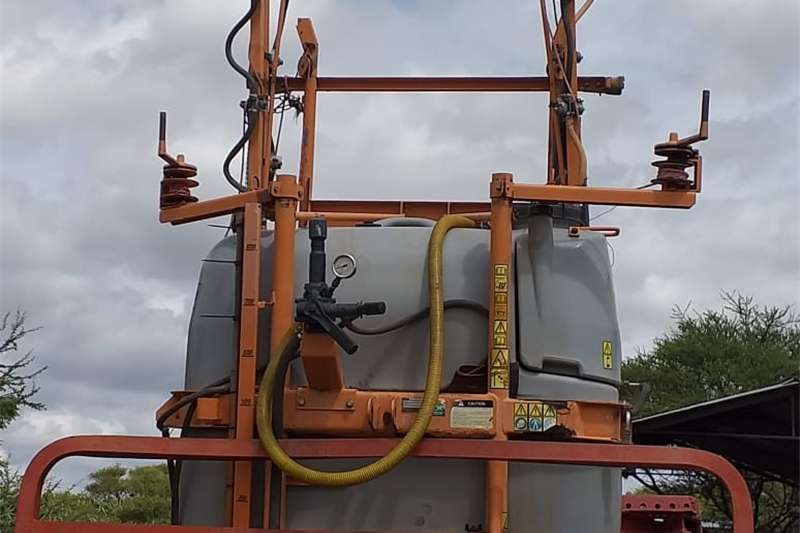 8liter jacto gifspuit 14m span Other