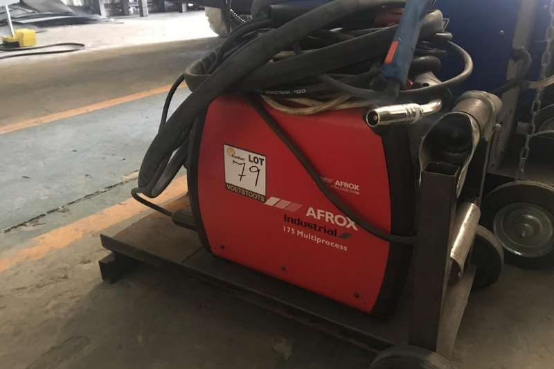 Other AFROX 175 MULTI PROCESS WELDER