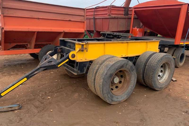 Other Other agricultural trailers Double Axle Dolly Agricultural trailers
