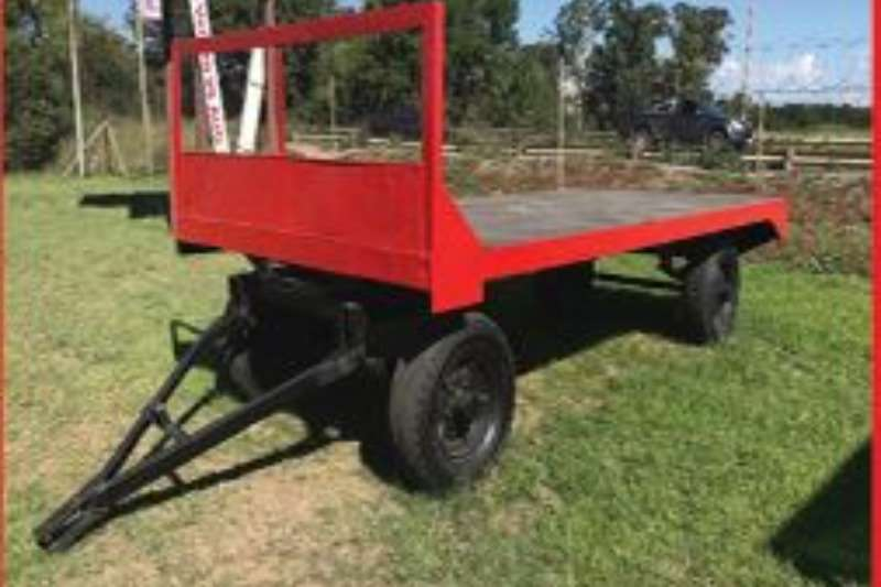 Other Agricultural Trailers Other Agricultural Trailers TRAILER 4TON
