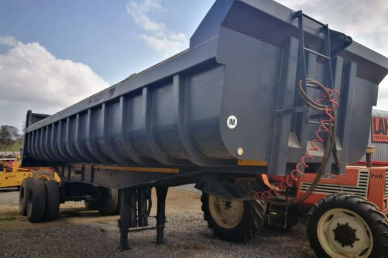 Other Agricultural Trailers Trailer - Copelyn 2010