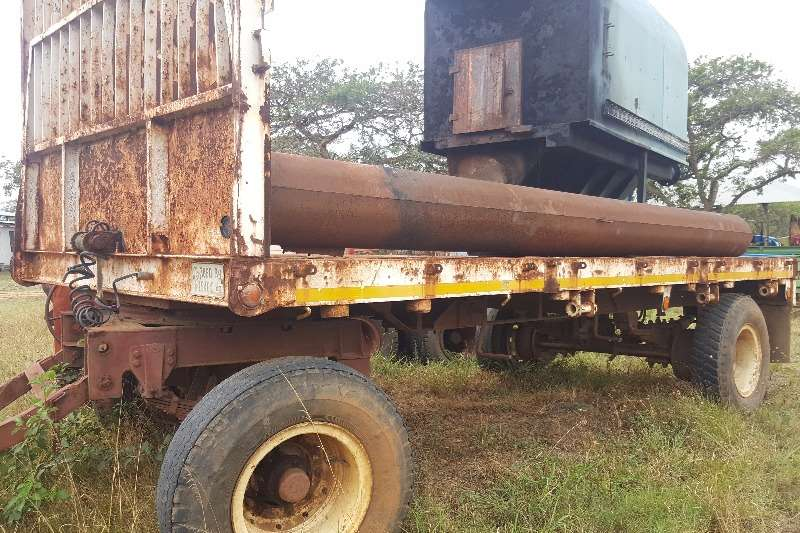 Other Various 2 & 4 wheel Trailers Agricultural trailers