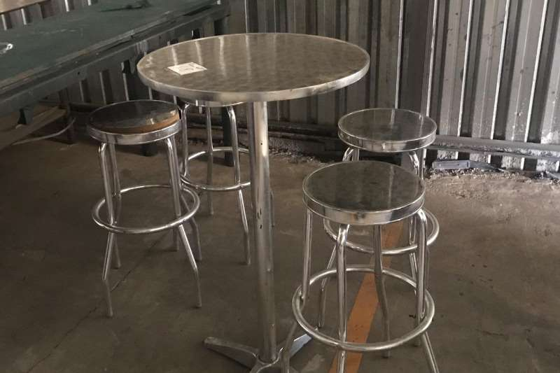 Other BAR TABLE WITH 4 X CHAIRS