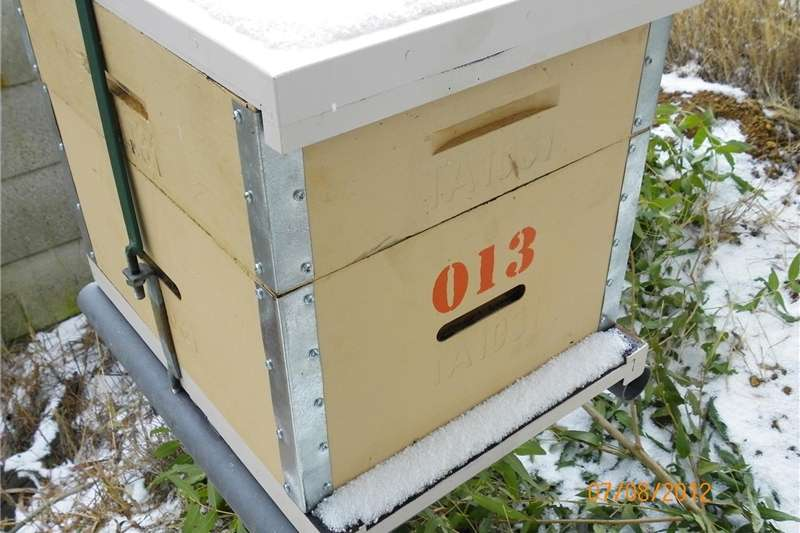 Other Beehives and other beekeeping equipment