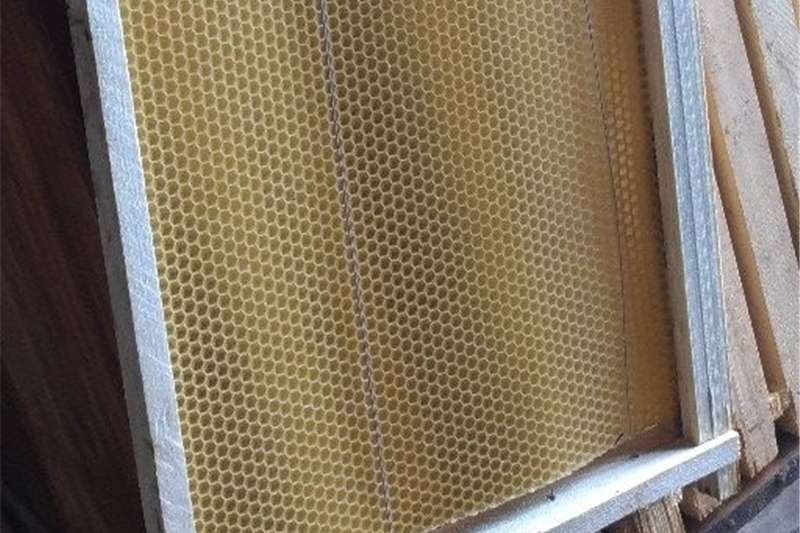Other Beeswax Bee Hive Foundation Sheets