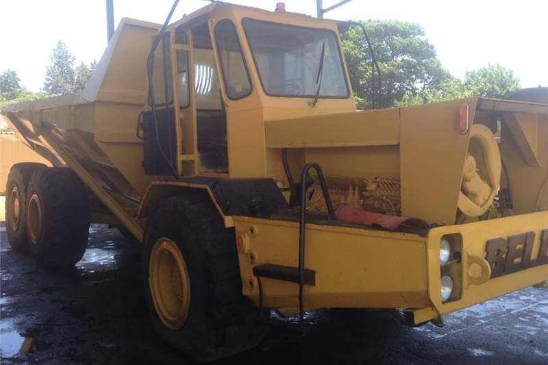 Other Bell B18 dumper (tripper) truck
