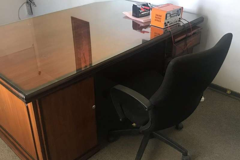 Other BIG DESK WITH CHAIR