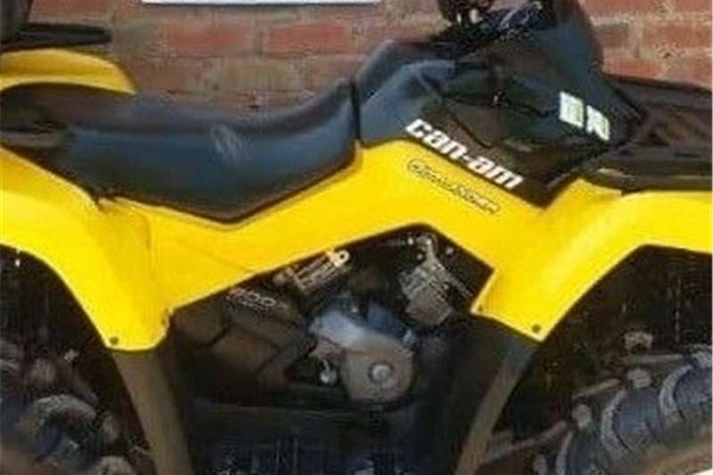 Can Am Outlander 800cc VTwin EFI Other