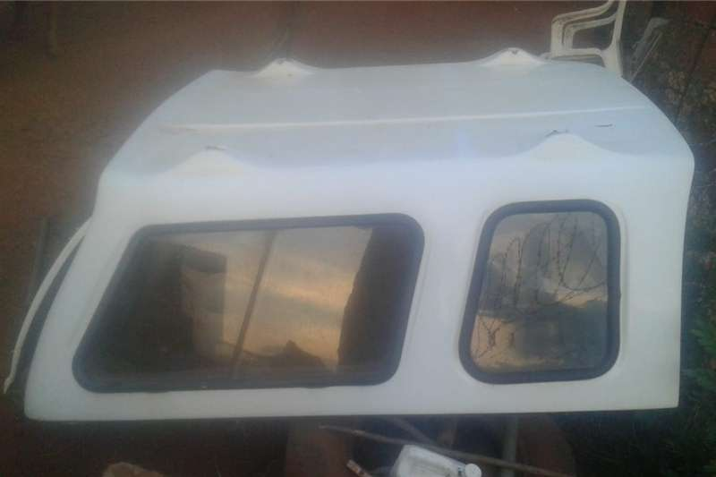Other canopy Toyota D4D bakkie