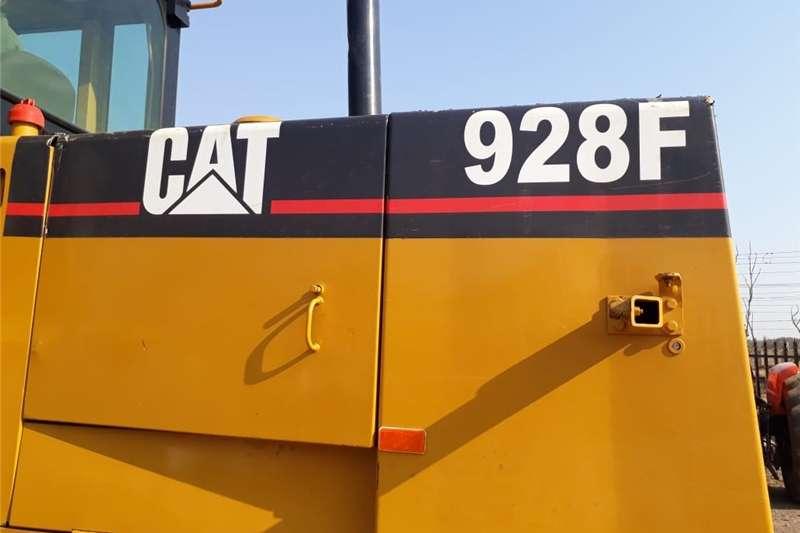 Cat 928F Laaigraaf 2Cub Bak Other