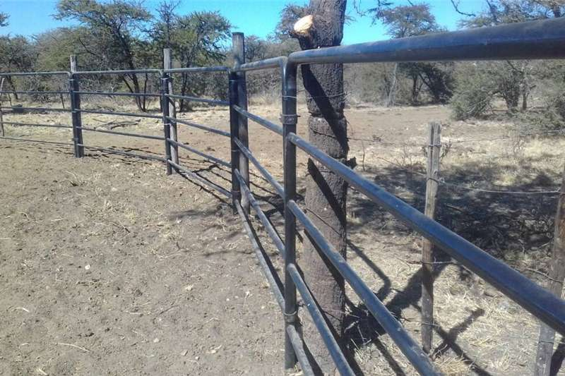 Cattle crush panels /kraal panels Other