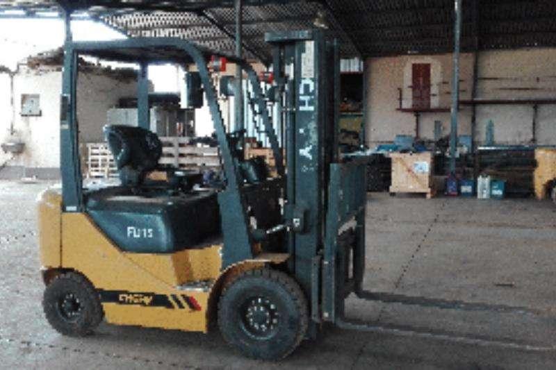 Other Chery Diesel Forklift 1.5 Ton, 3m Mast 0