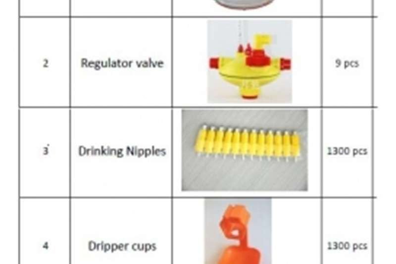 Other Chicken feeder and drinking water equipment
