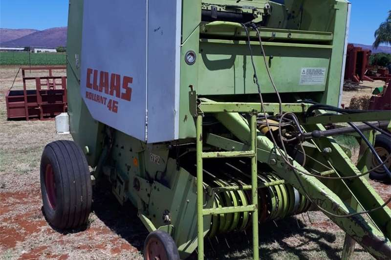 Claas Rollant 46 Other