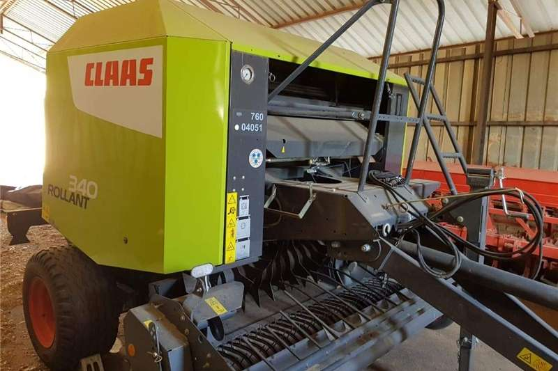 Other Claas Rollant Baler 2017
