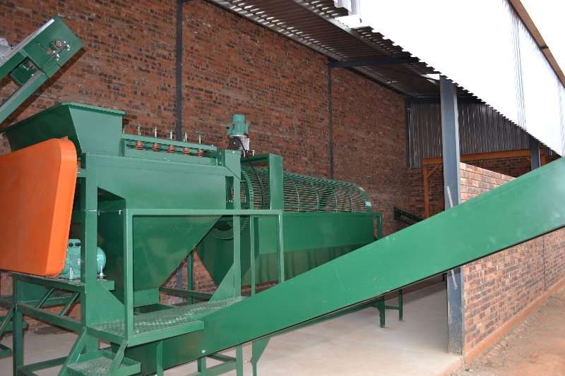 Other Combine harvesters and harvesting equipment