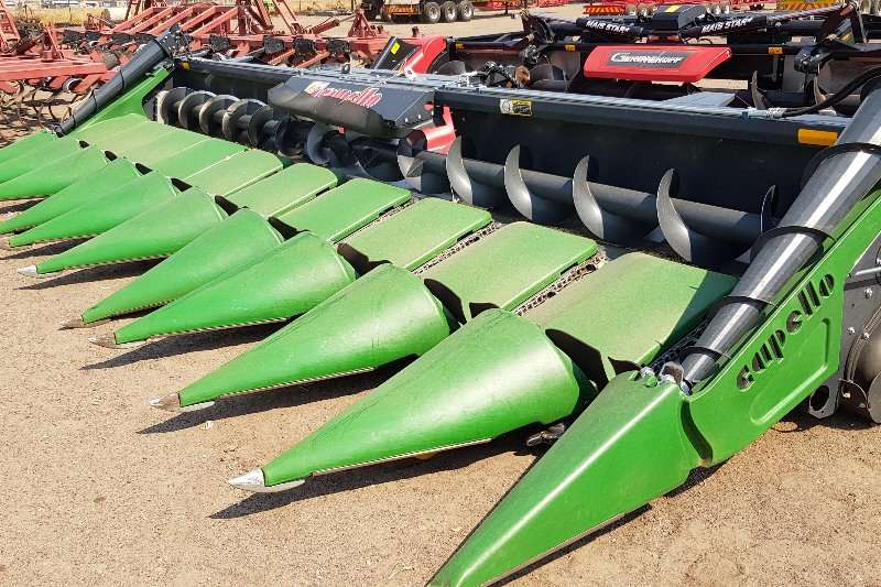 Other Maize heads Capello Quasar F10 Combine harvesters and harvesting equipment