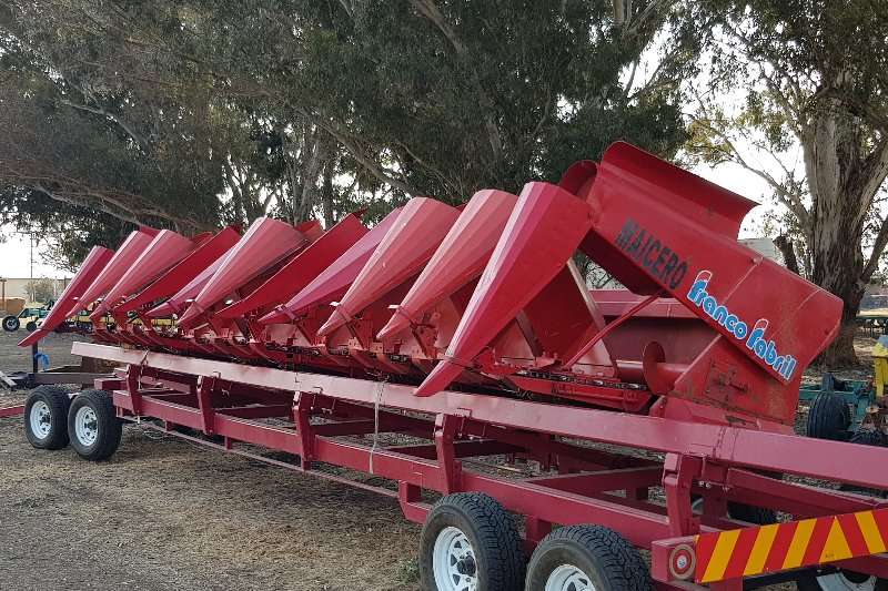 Other Maize heads Franco Fabril 8ry .76m Combine harvesters and harvesting equipment