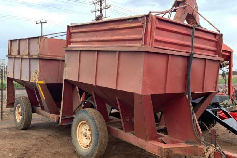 Other Other combine harvesters and harvesting equipment Slattery Ontlaaiwa in good working condition Combine harvesters and harvesting equipment