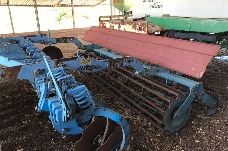 Other Harrows Lemken Rubin 9/300 U Cultivators