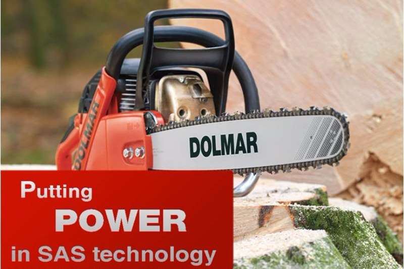 Other Dolmar/Makita Professional Chainsaws 2017