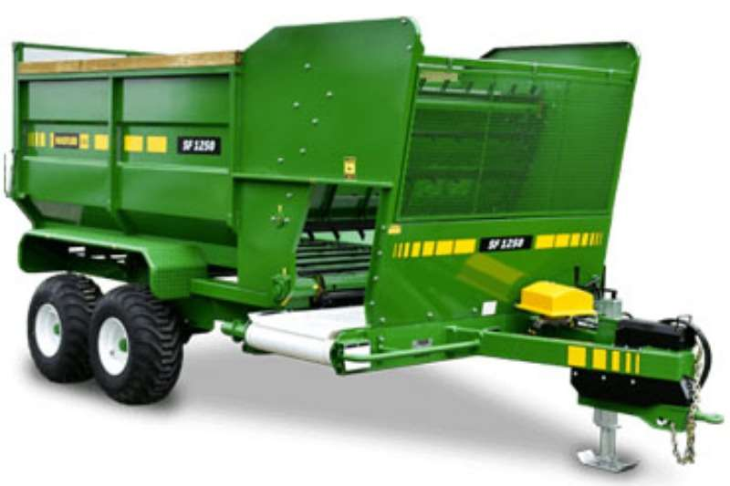 Other HUSTLER SF1250 Feed wagons