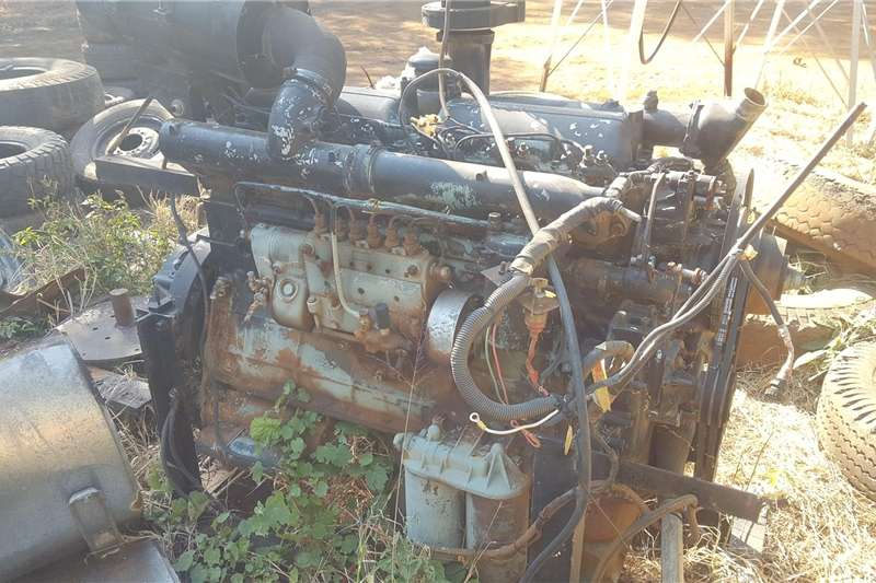 Fiat 1000 engine Other