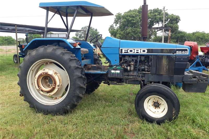 ford 5640 57kw 85hp powersteering Other