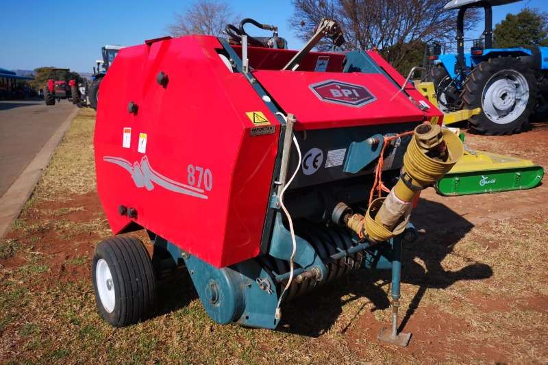 Other Balers BPI mini Baler Hay and forage