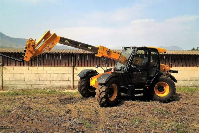 Other Hay and Forage Other Hay and Forage JCB 531-70 AGRI SUPER TELEHANDLER (SOLD)