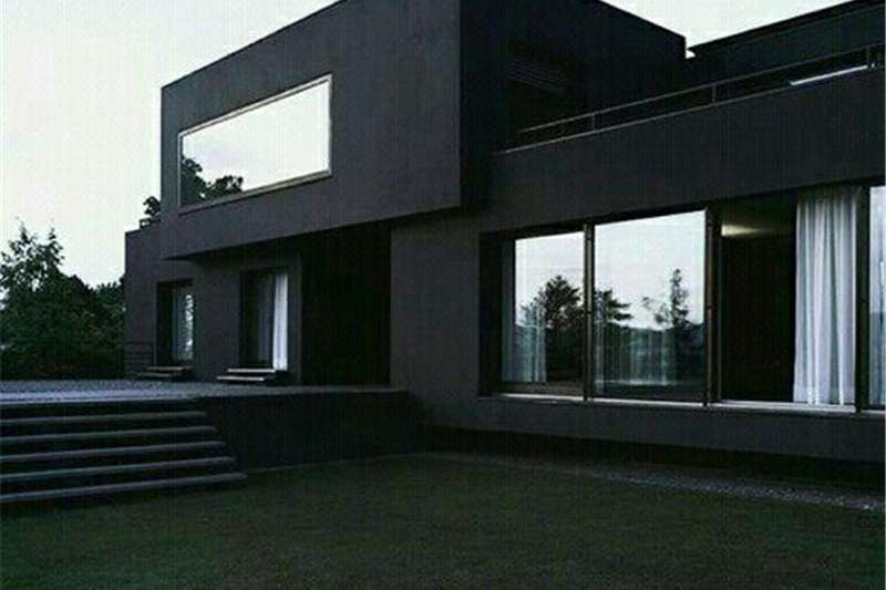 Iscor black paint Other
