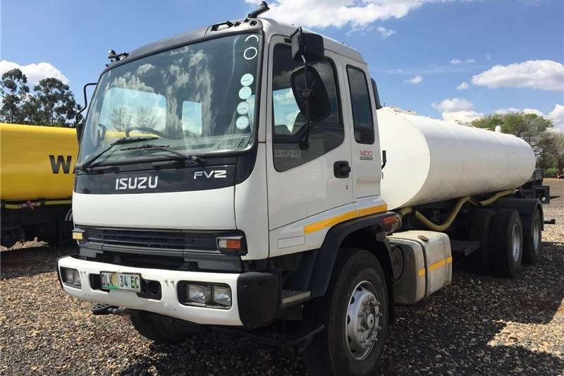 Isuzu 1400 Frighter Turbo Watertank 16 000 L Hidra Other